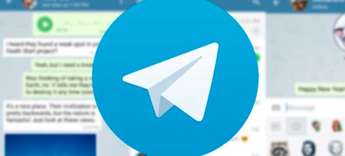 Atualização do Telegram traz possibilidade de enviar arquivos com até 2GB