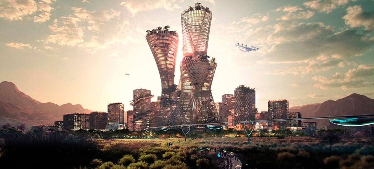 Telosa é o nome da cidade de mais de 2 trilhões de reais que pode ser construída nos EUA