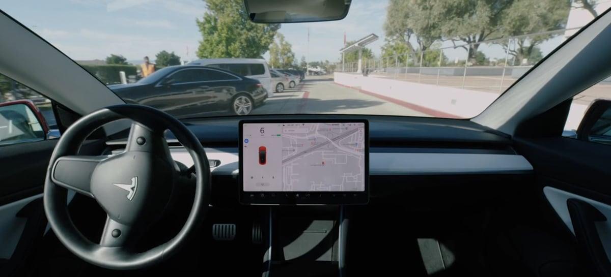 Recurso Car Access da Tesla permite que outra pessoa controle funções do carro