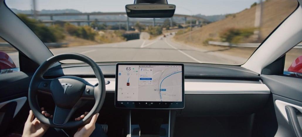 Tesla anuncia novo recurso para o piloto automático de seus carros, o Navigate on Autopilot