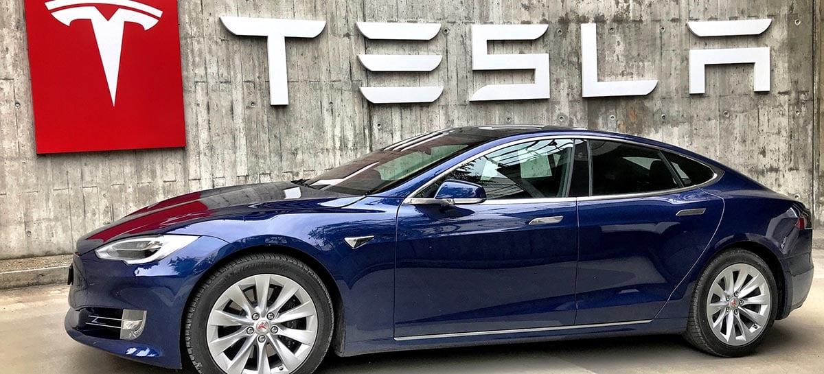 Tesla registra patente de limpador de para-brisa que destrói sujeira com laser