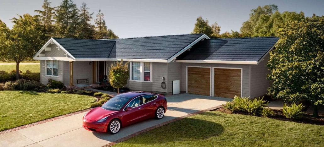 """Novas """"telhas"""" de energia solar da Tesla são mais baratas e mais fáceis de instalar"""