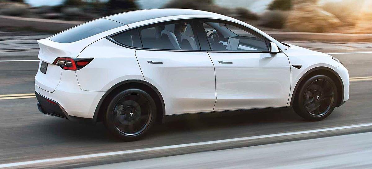 Tesla anuncia excelentes resultados de vendas no último trimestre
