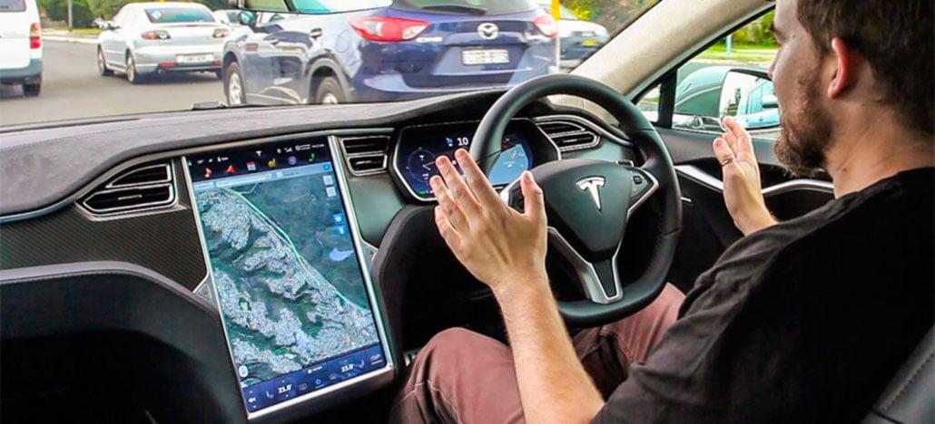 Tesla revela que desenvolveu seu próprio chip de IA para carros autônomos