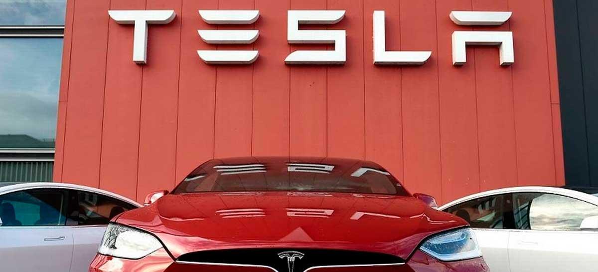 Tesla está dando desconto de até US$ 5.000 para os seus carros
