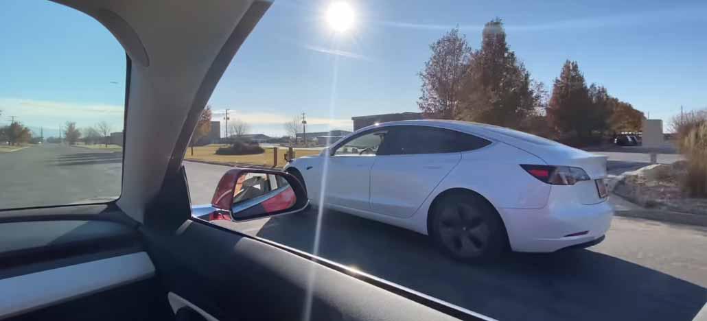 Atualização de software aprimora em 5% aceleração de carros da Tesla