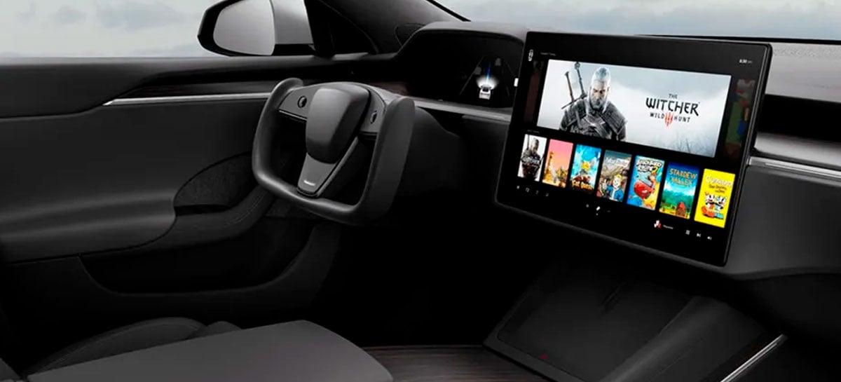 AMD confirma que Tesla Model S e X terão GPU RDNA 2 GPUs