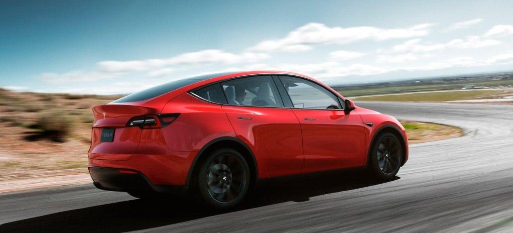 Tesla anuncia Model Y, seu novo SUV compacto, com valor menor que o Model X