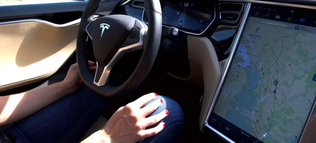 Conselho de segurança do transporte dos EUA culpa piloto automático da Tesla por acidentes