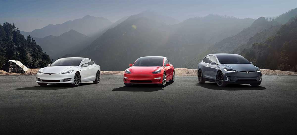 Tesla vai equipar carros com novos chips de 7 nm até 2022