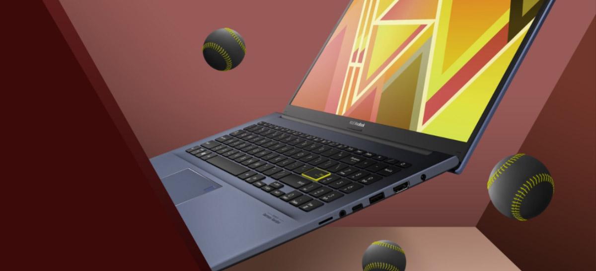 Asus anuncia novos modelos de notebooks VivoBook 15 com Core I7
