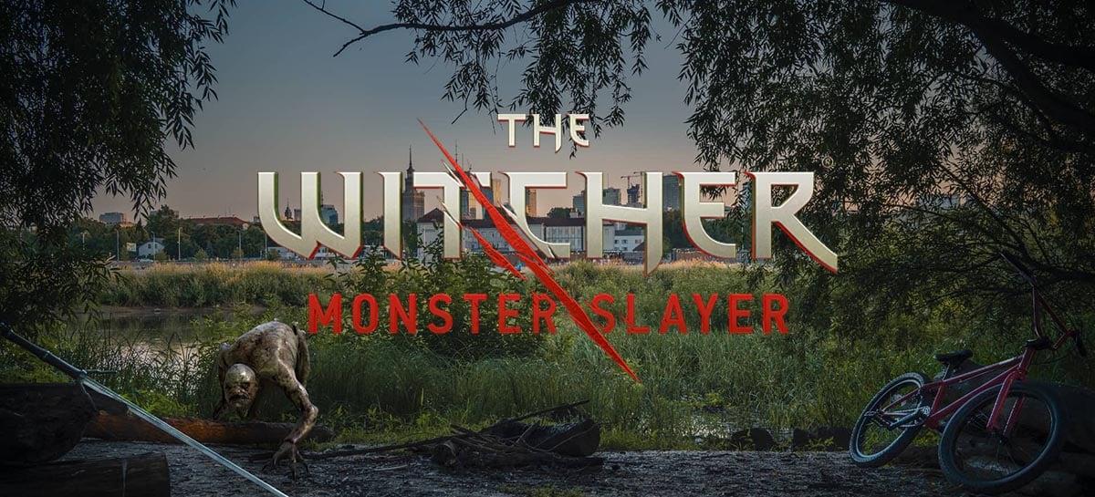 The Witcher vai ganhar jogo de smartphone ao estilo de Pokémon Go