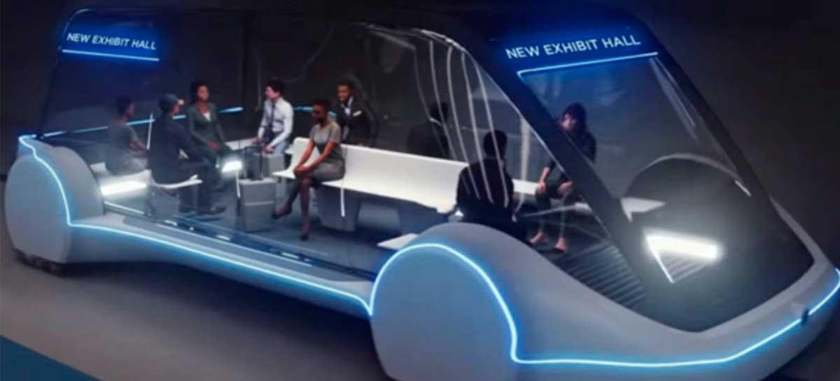 Resorts de Las Vegas querem fazer parte do sistema de túneis da The Boring Company