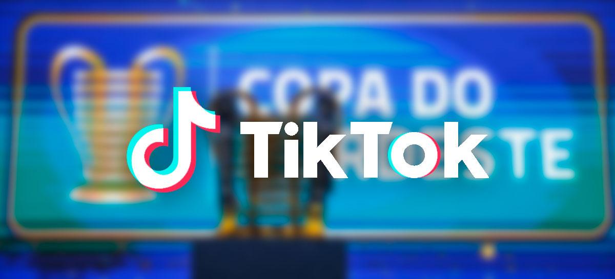 TikTok transmitirá pela primeira vez uma partida ao vivo de futebol (e no Brasil!)