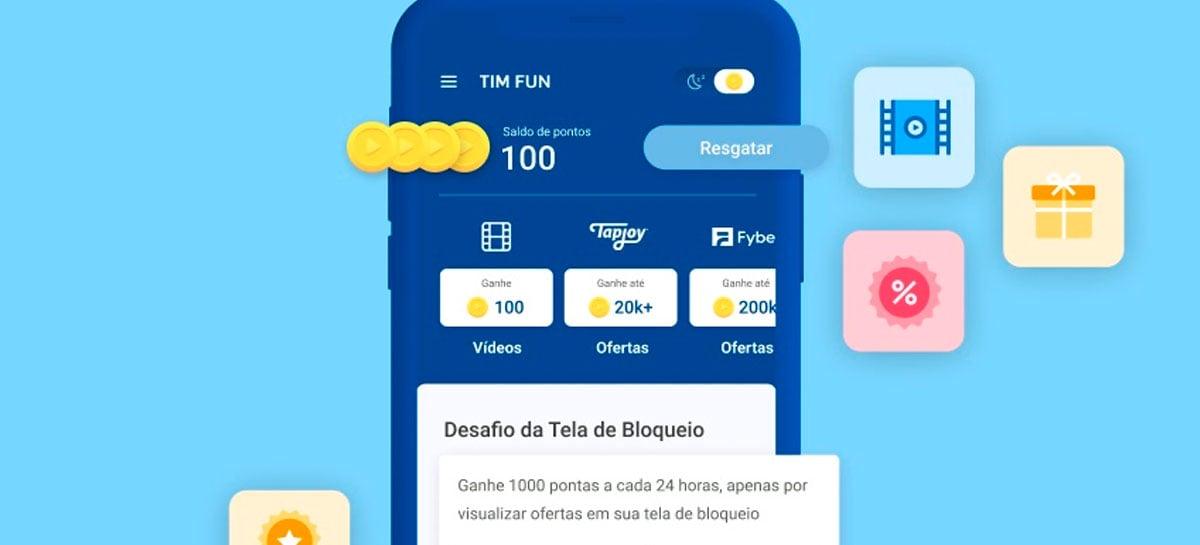 App da TIM dá até 2,5 GB de internet 4G de graça