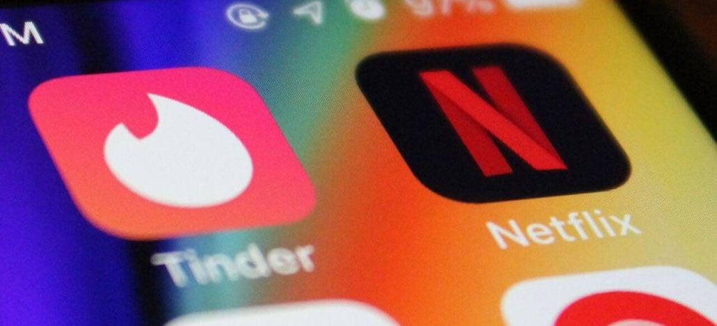 Tinder ultrapassa Netflix e se torna app mais rentável no 1º trimestre de 2019