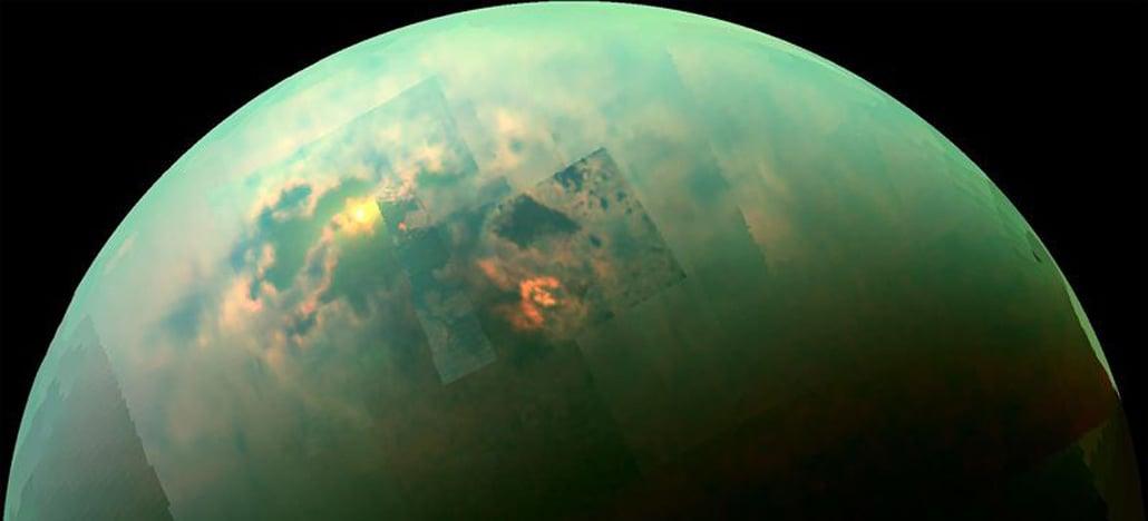 Astrônomos criam o primeiro mapa global de Titã, a maior lua de Saturno