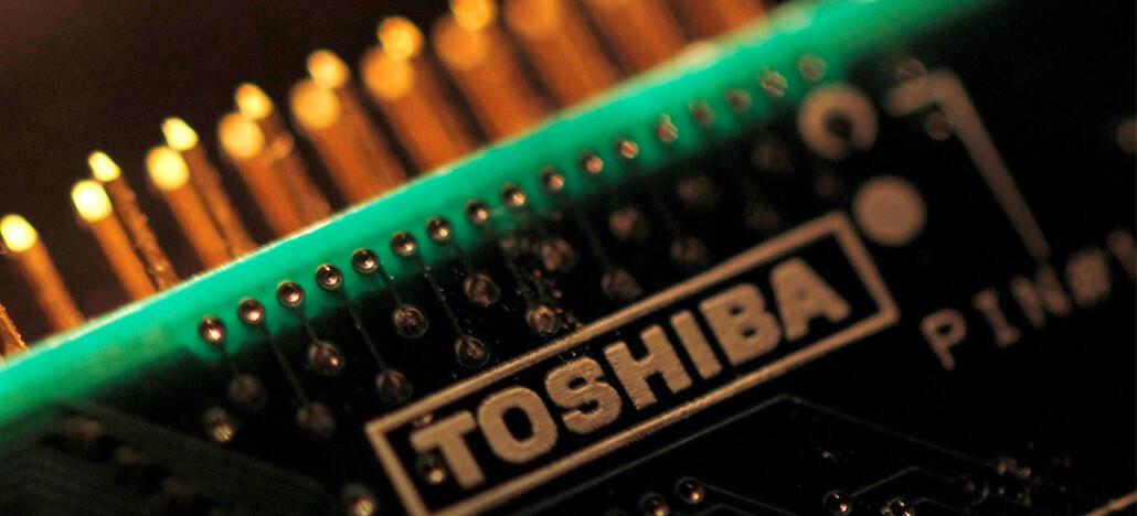 Todas as empresas Toshiba Memory vão se chamar