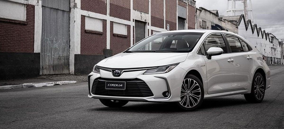 Toyota ultrapassa marca de 15 milhões de veículos híbridos vendidos
