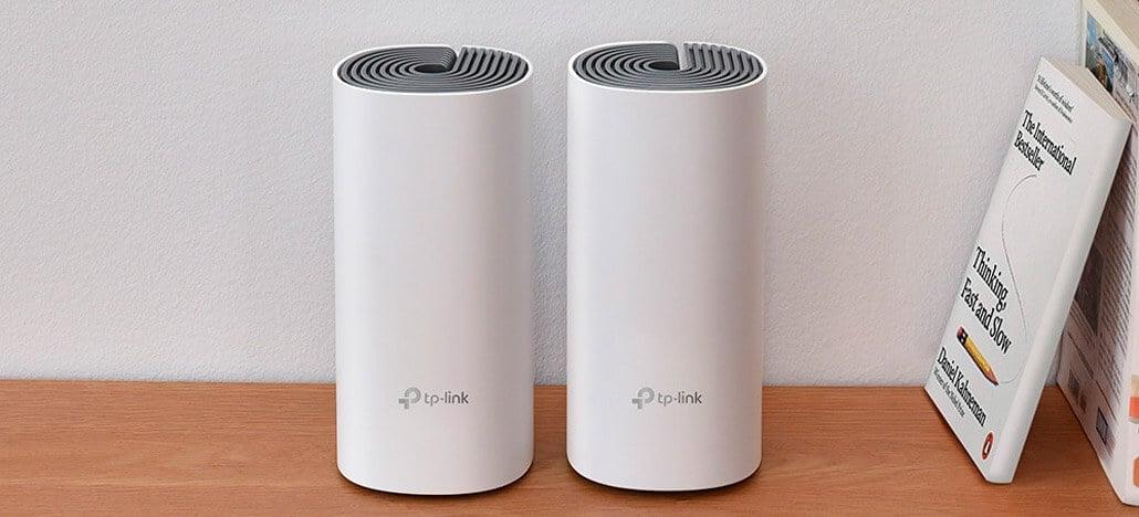 TP-Link anuncia WiFi Mesh Dual Home Deco W2400 com cobertura de 278 metros quadrados
