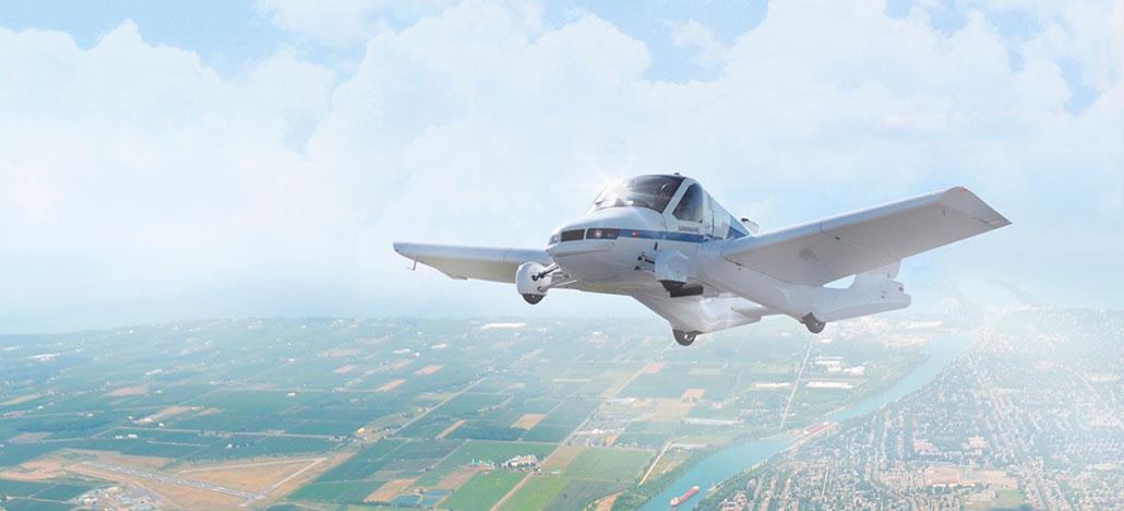 Terrafugia anuncia Transition, o primeiro carro voador