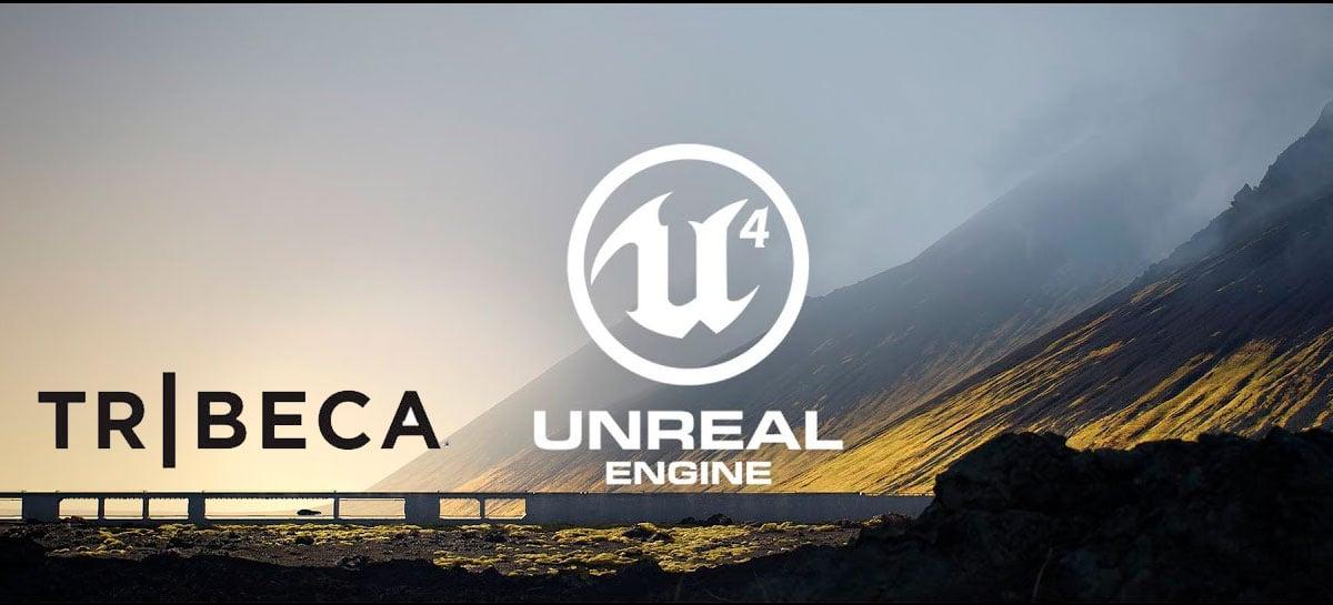 Epic fecha parceria com Tribeca para ampliar Unreal Engine em filmes