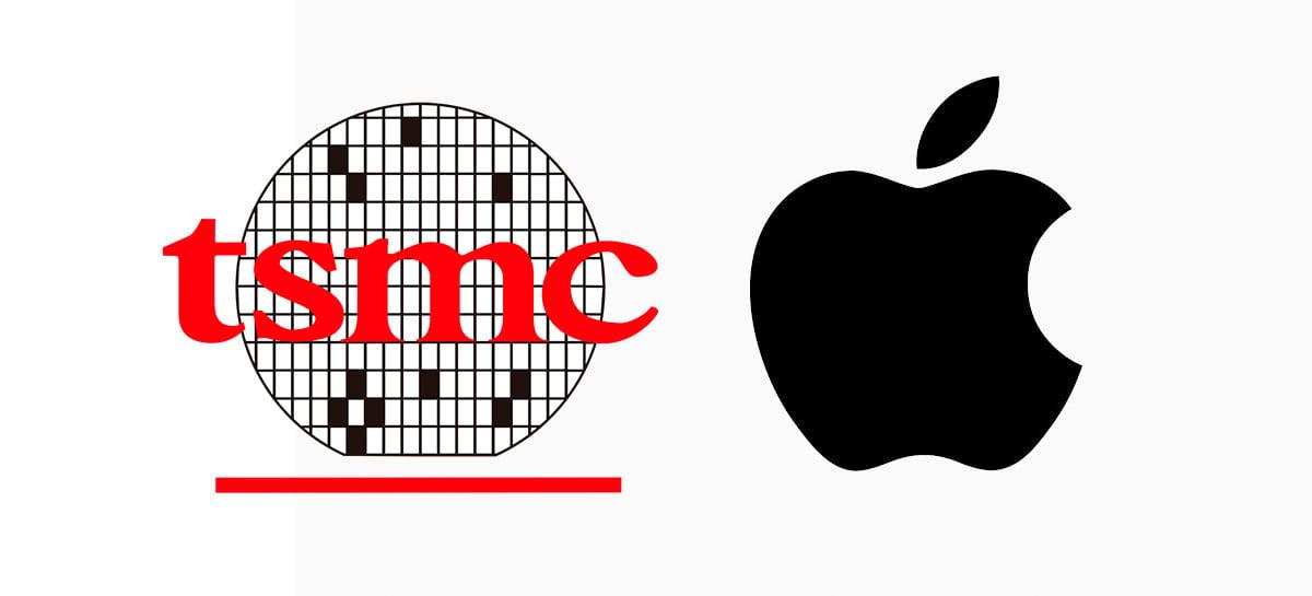 Apple estaria trabalhando com a TSMC em painéis micro OLED para VR e AR