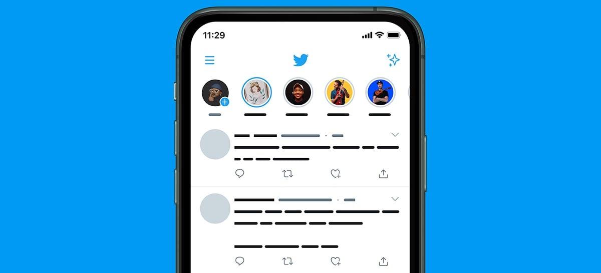 Twitter anuncia que irá remover o recurso Fleets da plataforma