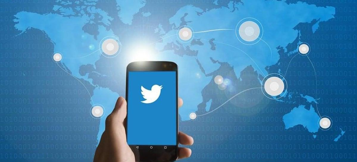 Twitter marca publicação compartilhada por Donald Trump como manipulada