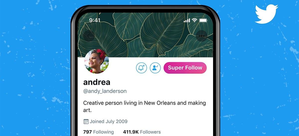 Twitter vai começar a testar seus recursos para monetização