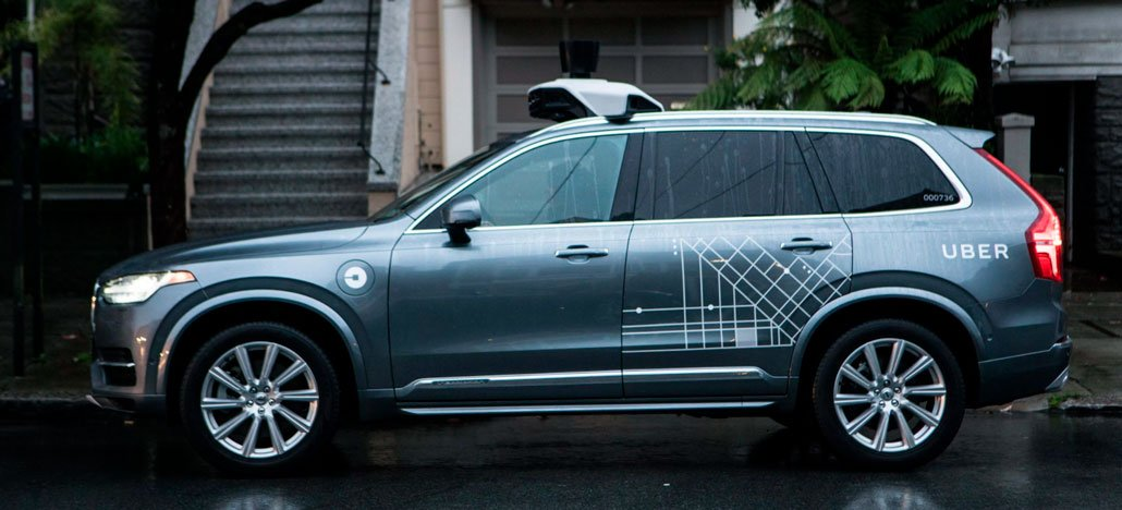 Carro autônomo da Uber mata mulher durante testes nos Estados Unidos (+UPDATE)