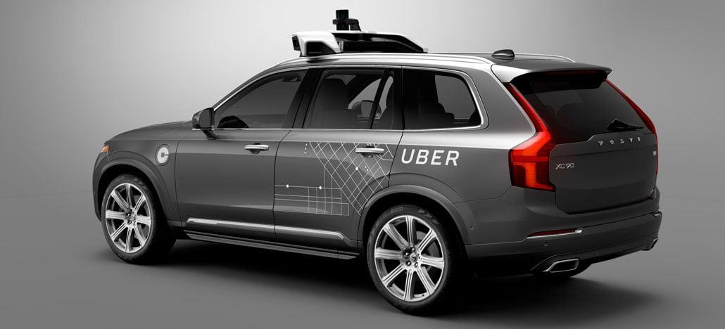 Testes com carros autônomos do Uber continuarão dentro de alguns meses