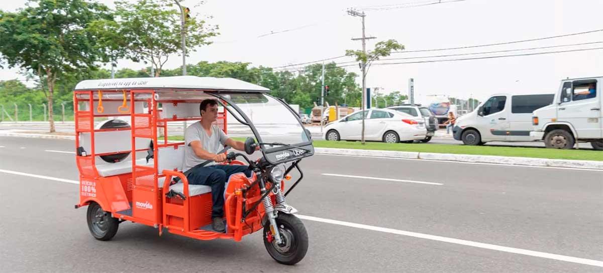Uber lança no Brasil caronas com veículo elétrico