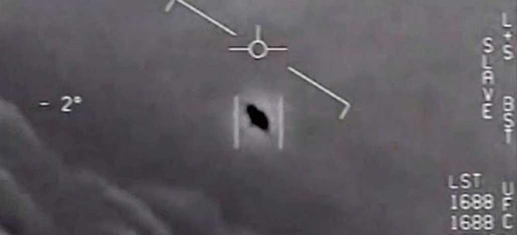 Marinha dos EUA confirma autenticidade de três vídeos de OVNIS