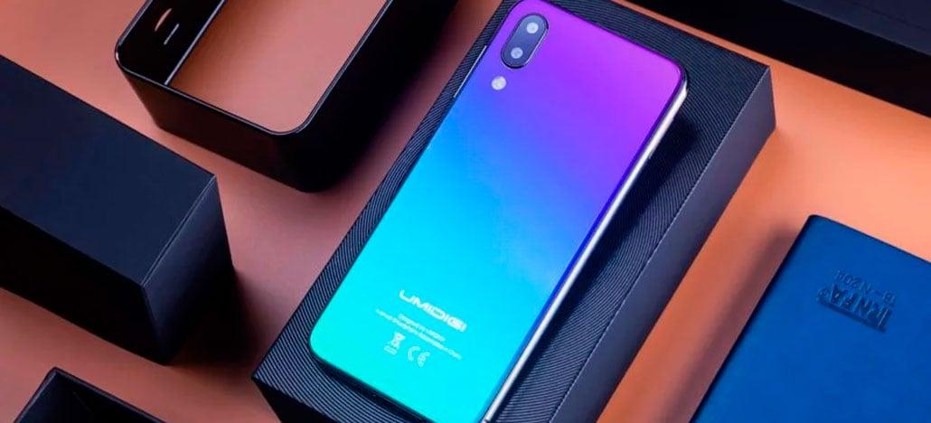 Smartphones Umidigi One e One Pro aparecem em novas imagens [Rumor]