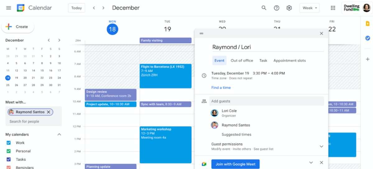 Google Calendar: novo recurso mostra quanto tempo você passou em reunião durante o mês