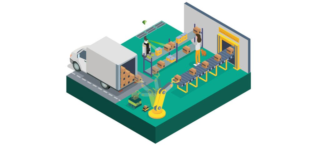 IA da Nvidia irá ajudar Serviço Postal dos EUA e processar pacotes 10x mais rápido