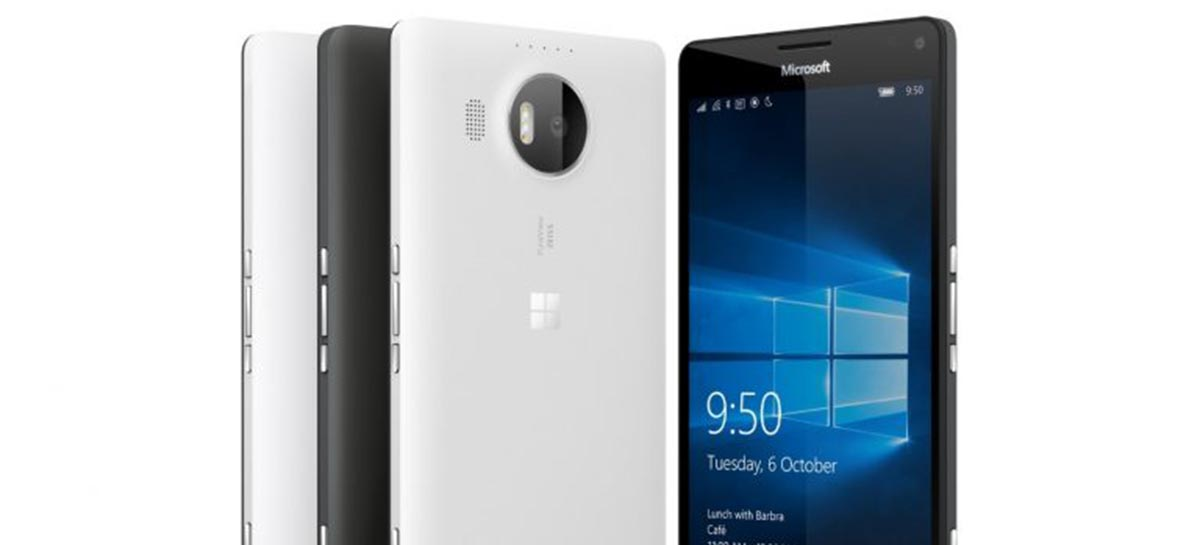 Desenvolvedor consegue rodar o Windows 11 no smartphone Lumia 950 XL