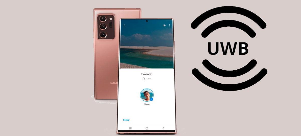 Entenda o que é o chip UWB presente nos iPhones 11 e 12 e nos Galaxy Note20 e S20