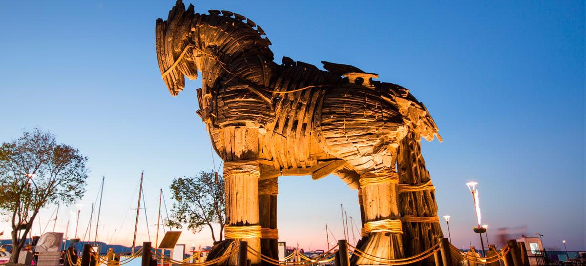 Novo cavalo de troia Vadokrist ajuda outros vírus a roubar seus dados bancários