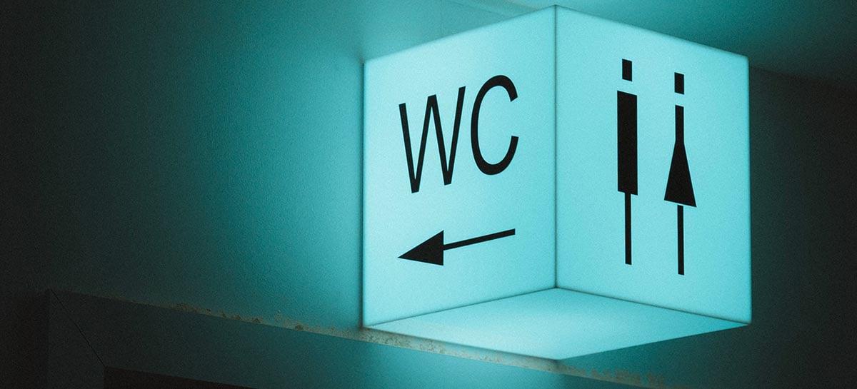 Vaso sanitário inteligente reconhece usuário a partir de imagens do ânus