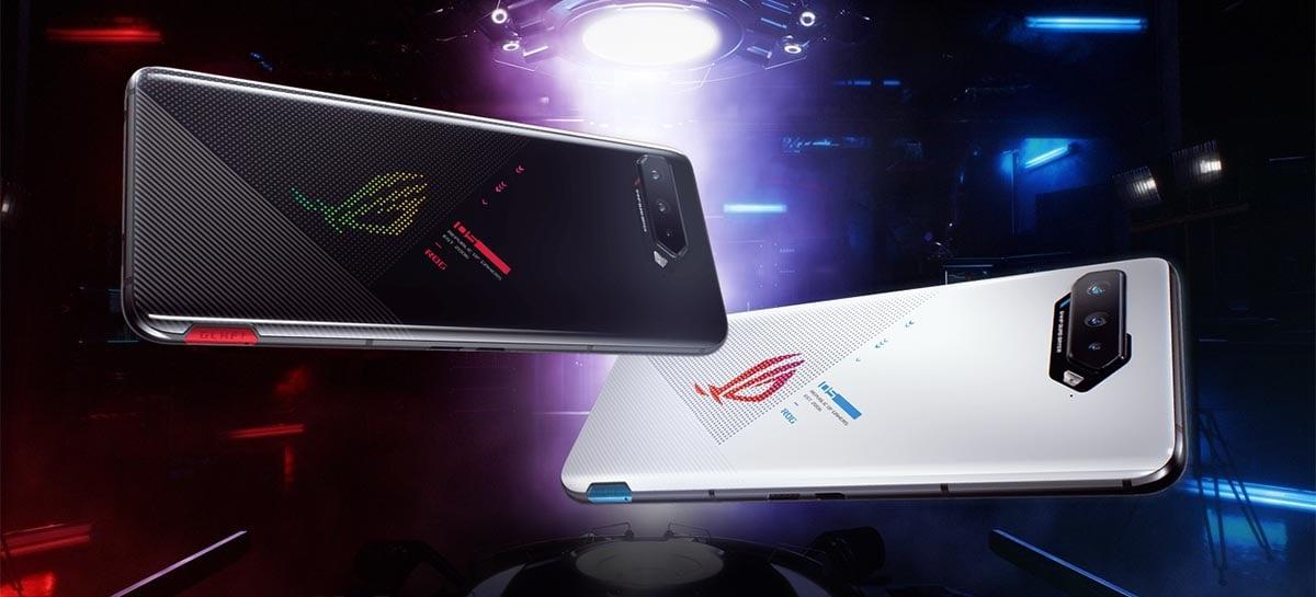 Vazam especificações do ASUS ROG Phone 5S: Snapdragon 888 Plus, 18 GB de RAM e tela de 144 Hz