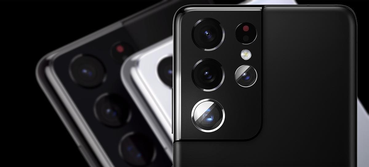Veja vídeo mostrando melhora do S21 Ultra sobre Note 20 Ultra em fotos macro