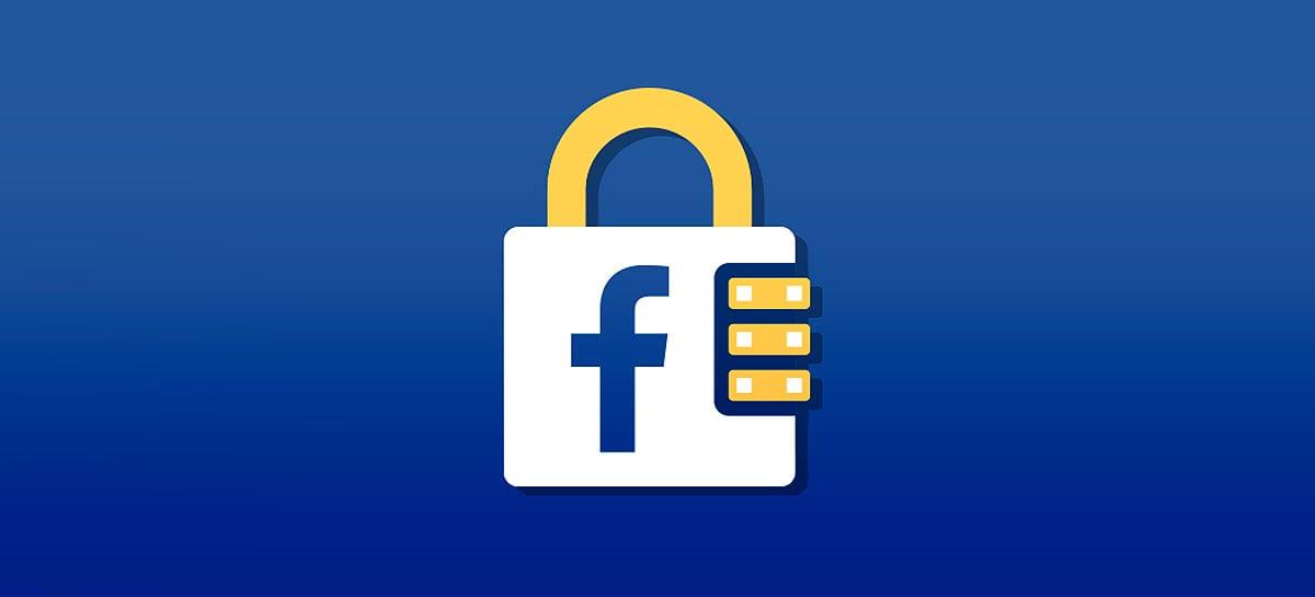 Veja os passos para ativar a verificação de dois fatores no seu Facebook!