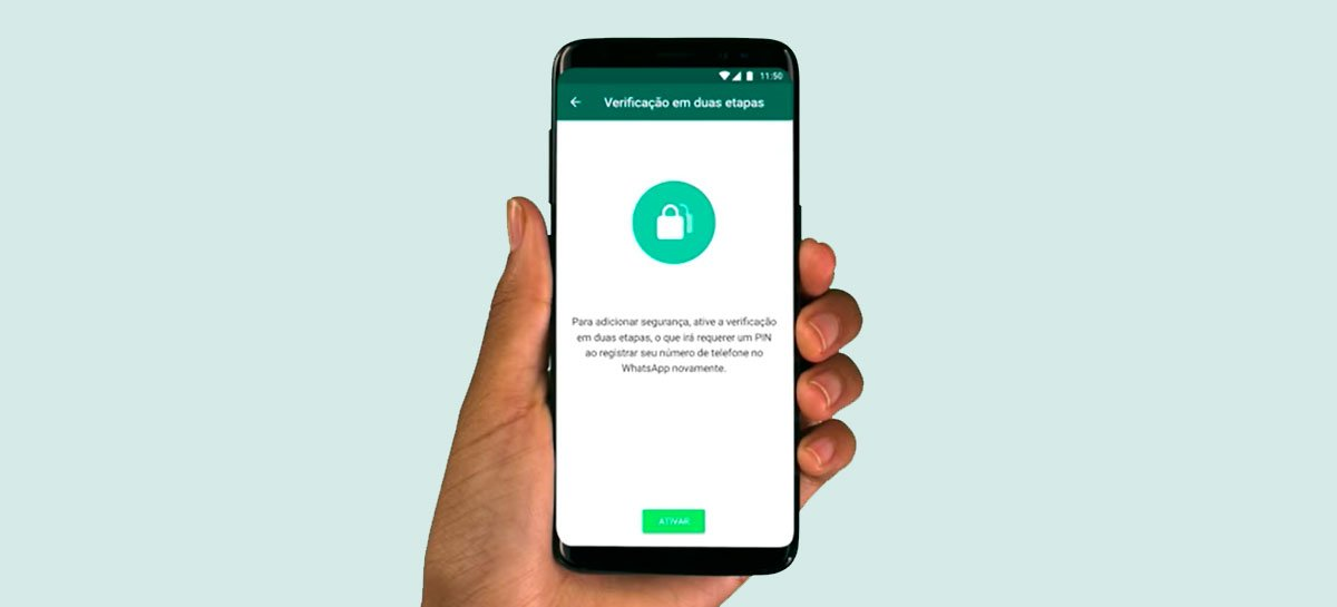 Veja como ativar verificação em duas etapas no Whatsapp e se proteger de golpes