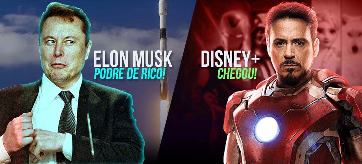 A chegada do DISNEY+, evento do PlayStation 5, Elon Musk, e mais | Conectado! #04