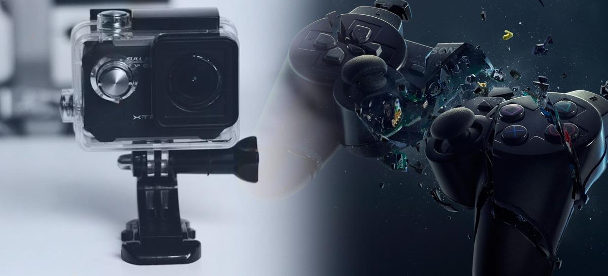 Videogames e filmadoras estão entre os produtos que mais encareceram na pandemia