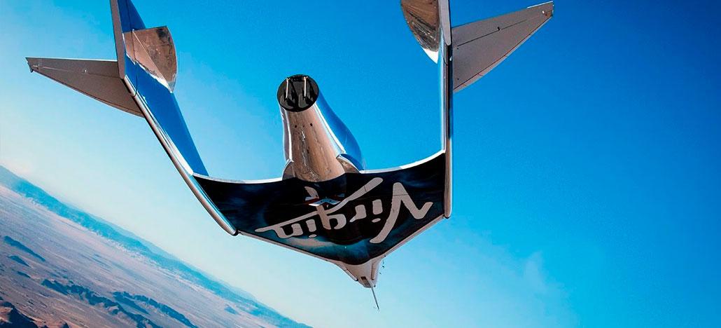Virgin Galactic promete te levar para passear no espaço por mais de U$250.000