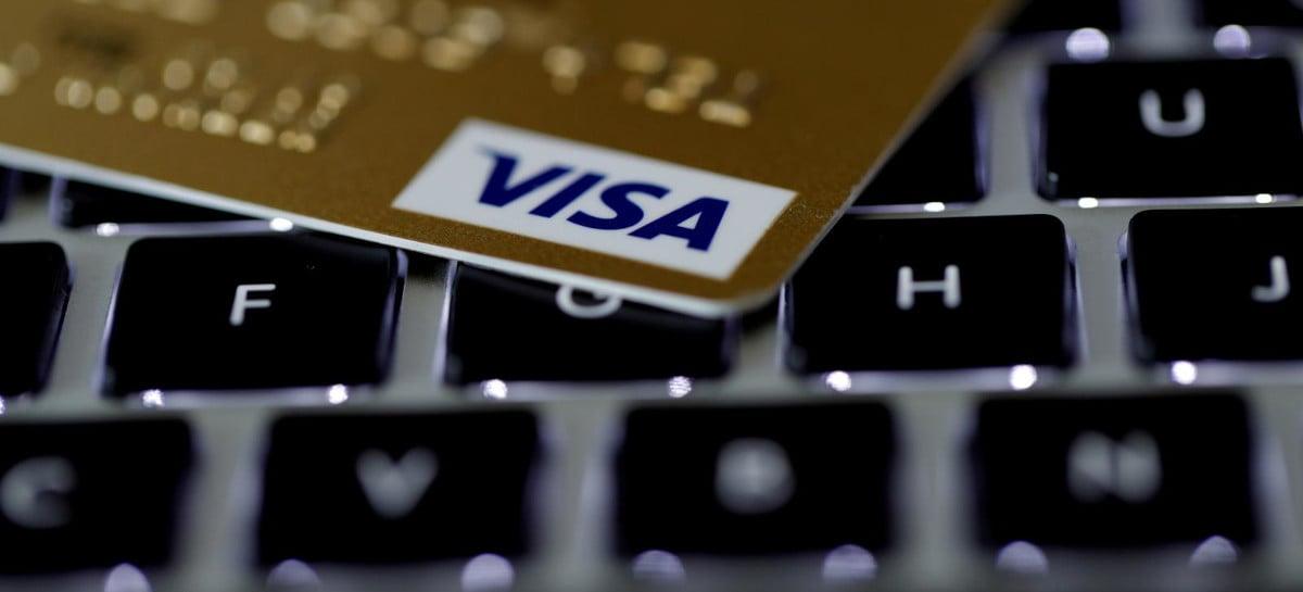 Visa passa a aceitar pagamentos em USD Coin