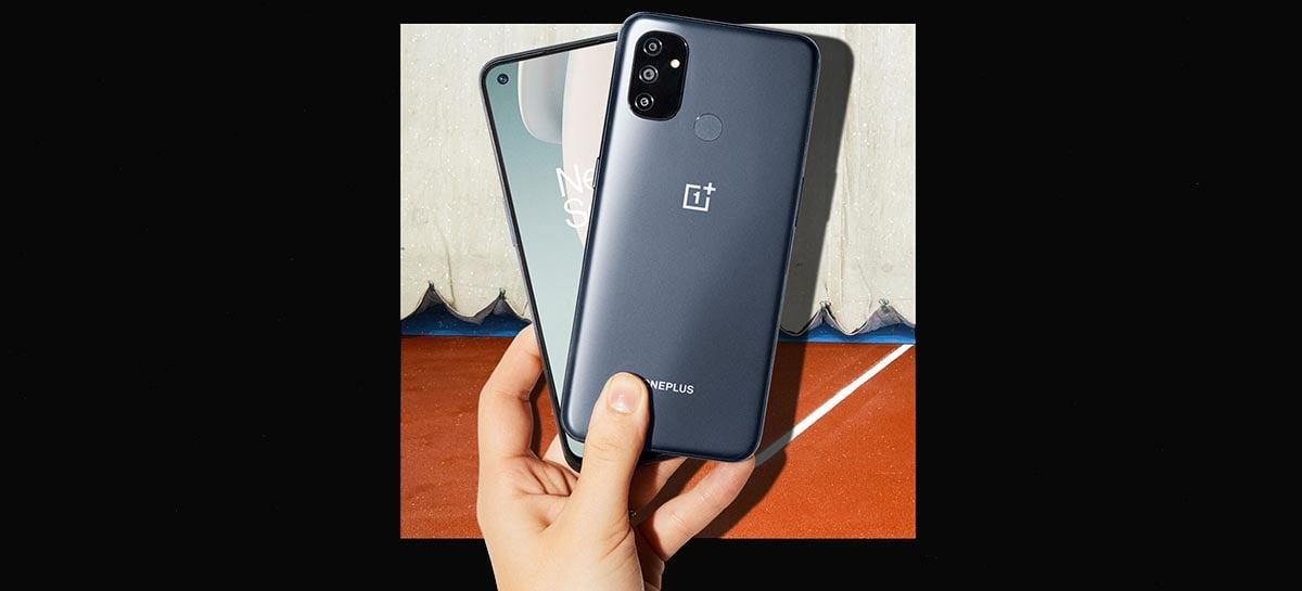 Visual do smartphone baratinho OnePlus Nord N200 5G é revelado